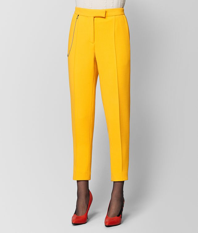 BOTTEGA VENETA SUNSET WOOL PANT Skirt or trouser Woman fp
