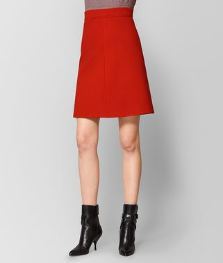 POPPY WOOL SKIRT