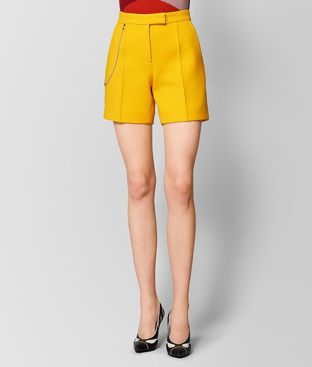 BOTTEGA VENETA SUNSET WOOL SHORT Skirt or trouser [*** pickupInStoreShipping_info ***] fp