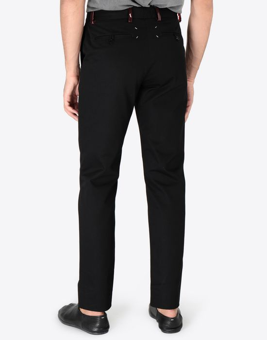 MAISON MARGIELA Classic wool-blend trousers Casual pants [*** pickupInStoreShippingNotGuaranteed_info ***] e
