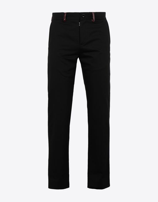 MAISON MARGIELA Classic wool-blend trousers Casual pants [*** pickupInStoreShippingNotGuaranteed_info ***] f