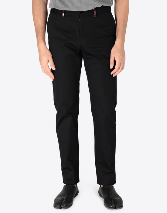 MAISON MARGIELA Classic wool-blend trousers Casual pants [*** pickupInStoreShippingNotGuaranteed_info ***] r