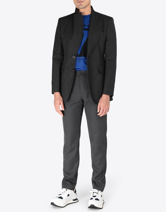 MAISON MARGIELA Classic wool-blend trousers Casual pants [*** pickupInStoreShippingNotGuaranteed_info ***] d