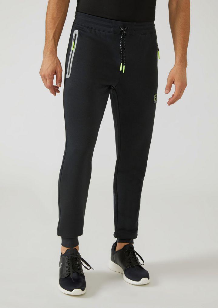 0fb05e317f Natural Ventus 7 technical fabric joggers | Man | Ea7