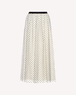 REDValentino Skirt Woman QR0RA34043H 0NO a