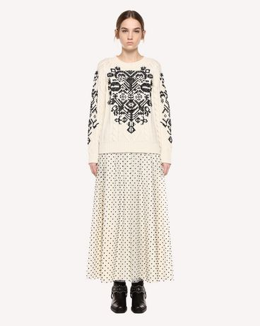 REDValentino QR0RA38041H A03 Skirt Woman f