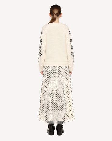 REDValentino QR0RA38041H A03 Skirt Woman r