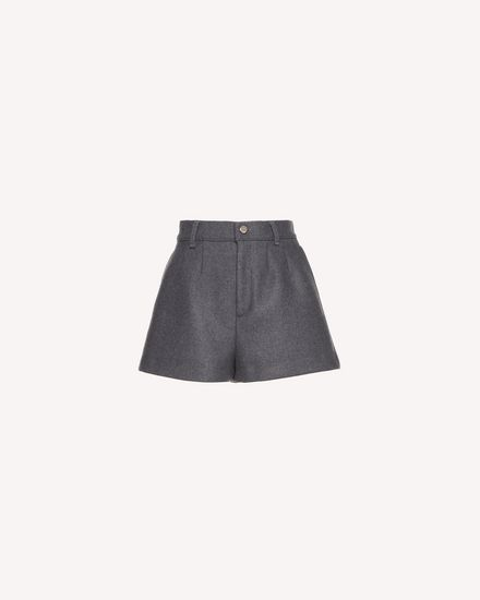 Wool Cloth Shorts