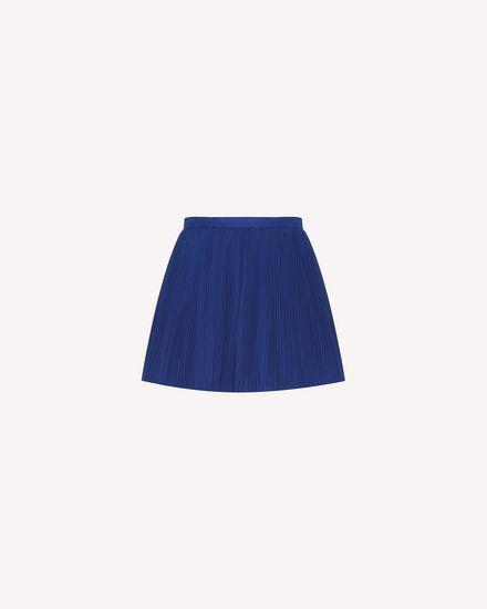 REDValentino Shorts Woman QR0RF1G538U AR8 a