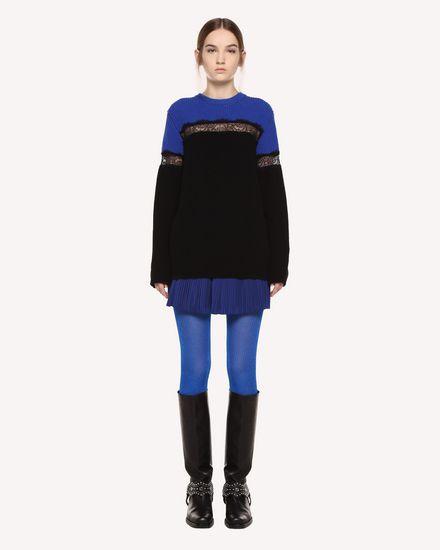 REDValentino Shorts Woman QR0RF1G538U AR8 f