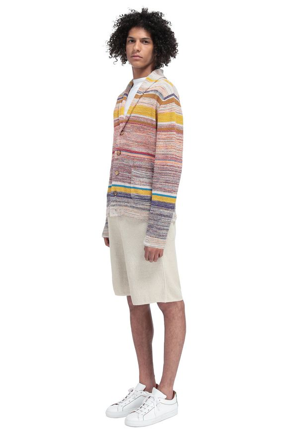 MISSONI Shorts Man, Side view