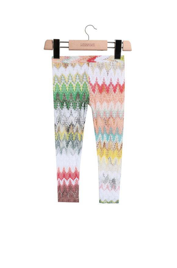 MISSONI Leggings  Donna, Vista di fronte