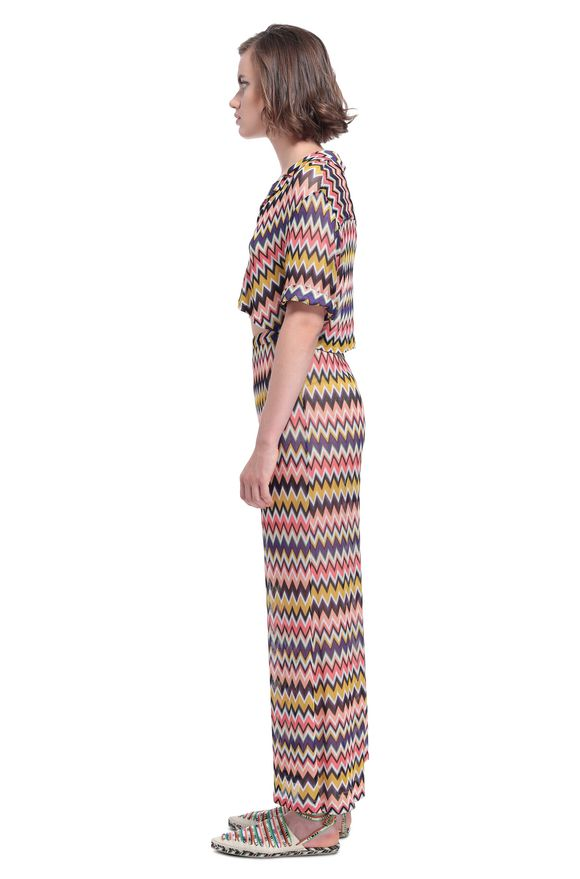 MISSONI Beachwear trousers Woman, Side view