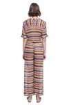MISSONI Beachwear trousers Woman, Rear view