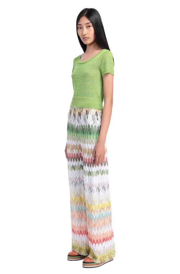 MISSONI Pants Woman, Product view without model