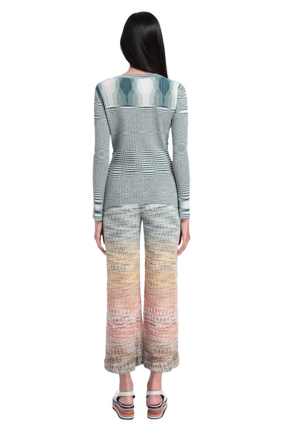 MISSONI 3/4-length trousers Woman, Detail