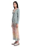 MISSONI 3/4-length trousers Woman, Rear view