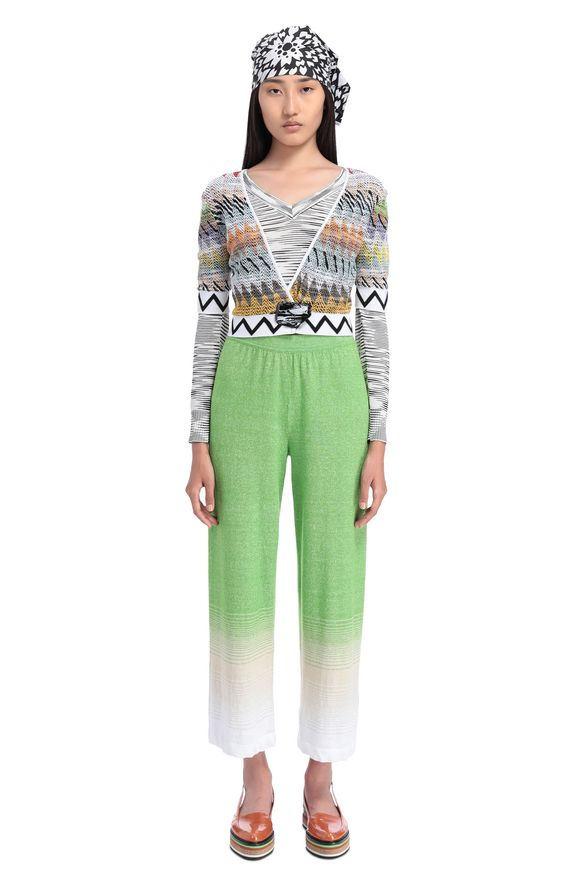 MISSONI Pants Woman, Frontal view
