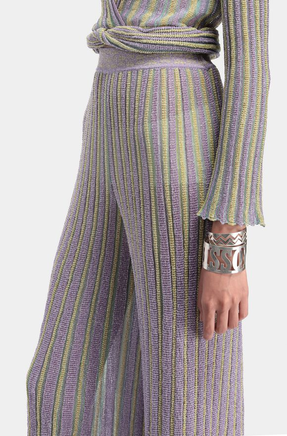 MISSONI 3/4-length short Woman, Rear view