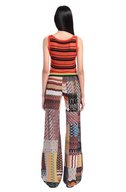 MISSONI Pant Black Woman - Front