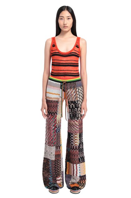 MISSONI Pant Black Woman - Back