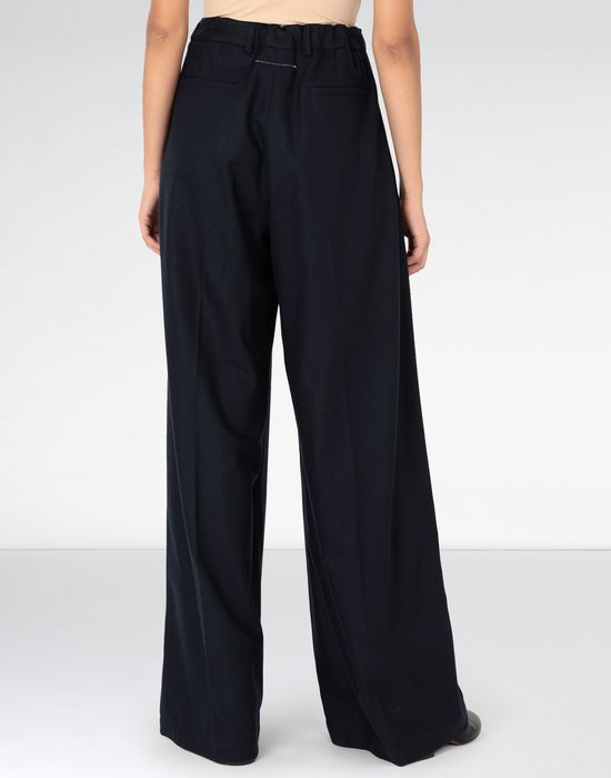 MM6 MAISON MARGIELA Oversized lounge pants Casual pants [*** pickupInStoreShipping_info ***] d