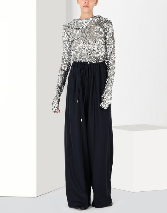 MM6 MAISON MARGIELA Oversized lounge pants Casual pants [*** pickupInStoreShipping_info ***] r