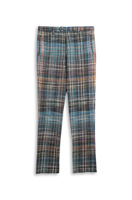 MISSONI Trouser Azure Man - Back