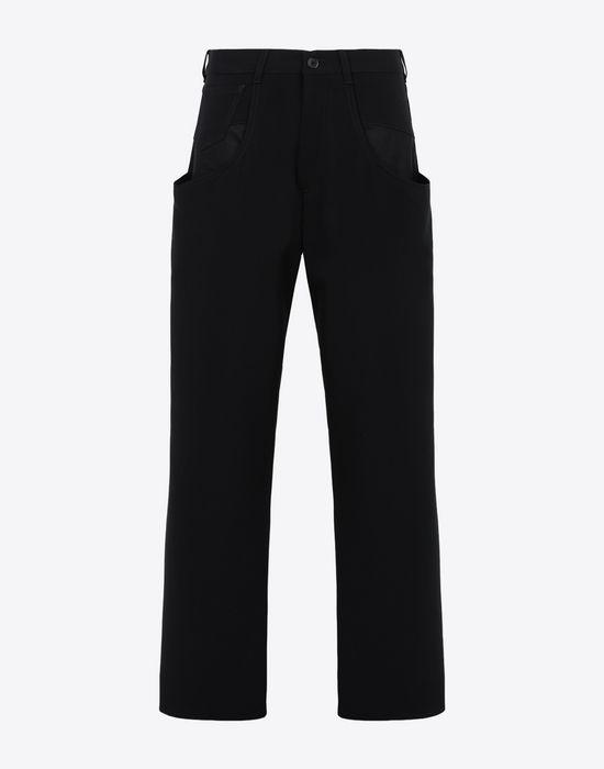 MAISON MARGIELA Trousers with tonal stitching Casual pants [*** pickupInStoreShipping_info ***] f