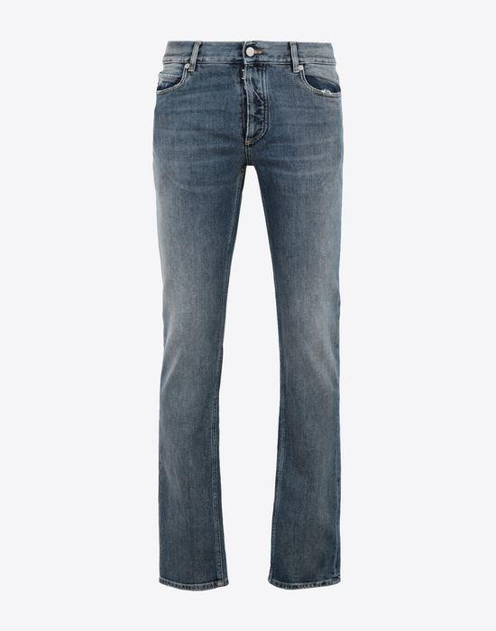 MAISON MARGIELA Slim stretch fit denim trousers Jeans [*** pickupInStoreShippingNotGuaranteed_info ***] f
