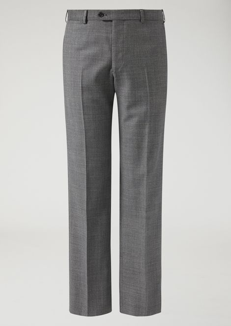 EMPORIO ARMANI Classic Pants [*** pickupInStoreShippingNotGuaranteed_info ***] r