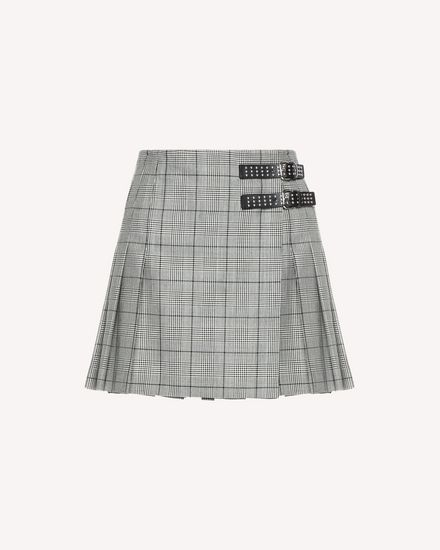 REDValentino Skirt Woman QR3RA2W03SE 0NO a