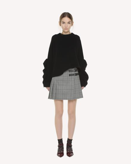 REDValentino Skirt Woman QR3RA2W03SE 0NO f
