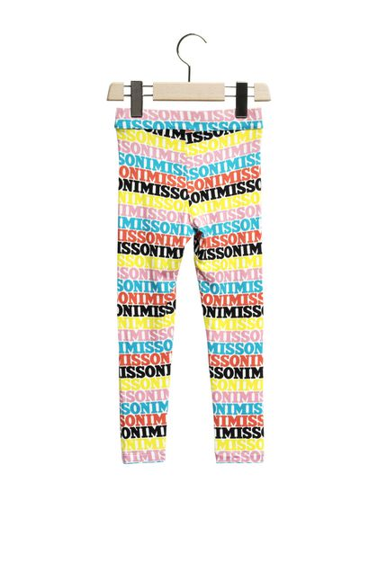 MISSONI KIDS Leggings  Yellow Woman - Front