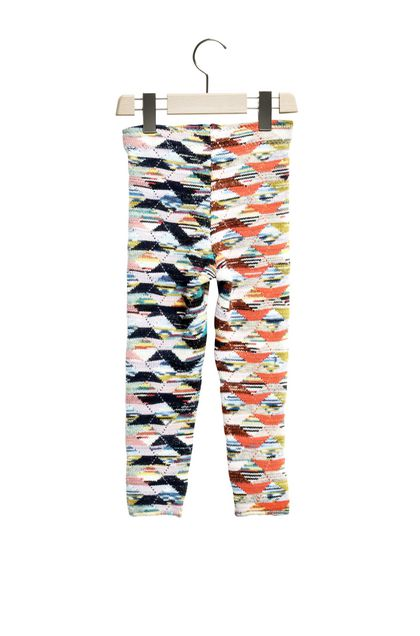 MISSONI KIDS Leggings  Rosa Damen - Vorderseite