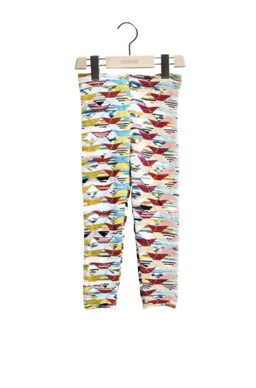 MISSONI KIDS Leggings レディース m