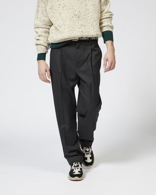 ISABEL MARANT TROUSER Man LYALL super 100 trousers r