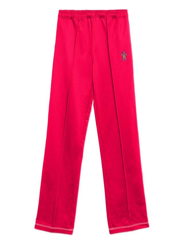 Marni Pants in fuchsia double technical jersey Woman - 2