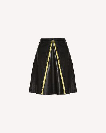 REDValentino QR0NI01U44N EE6 Skirt Woman a
