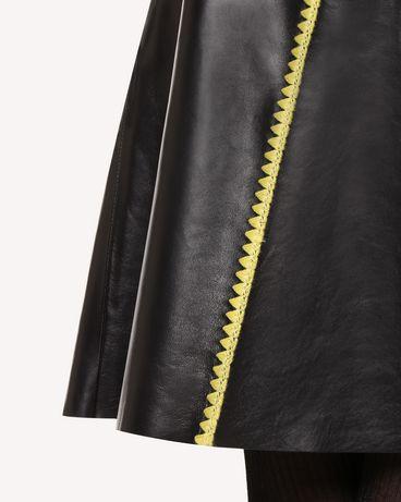 REDValentino QR0NI01U44N EE6 Skirt Woman e