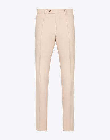 MAISON MARGIELA Casual pants [*** pickupInStoreShippingNotGuaranteed_info ***] Classic slim-fit trousers f