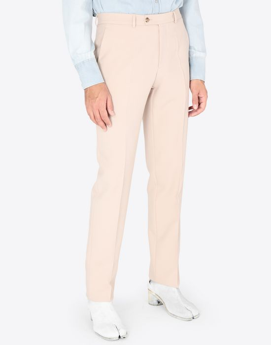 MAISON MARGIELA Classic slim-fit trousers Casual pants [*** pickupInStoreShippingNotGuaranteed_info ***] r