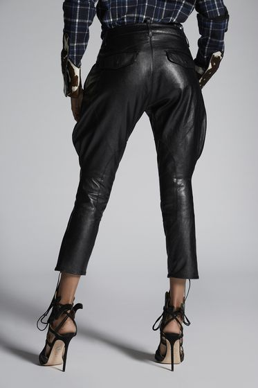 DSQUARED2 Trousers Woman S72KA0852SX7818900 b