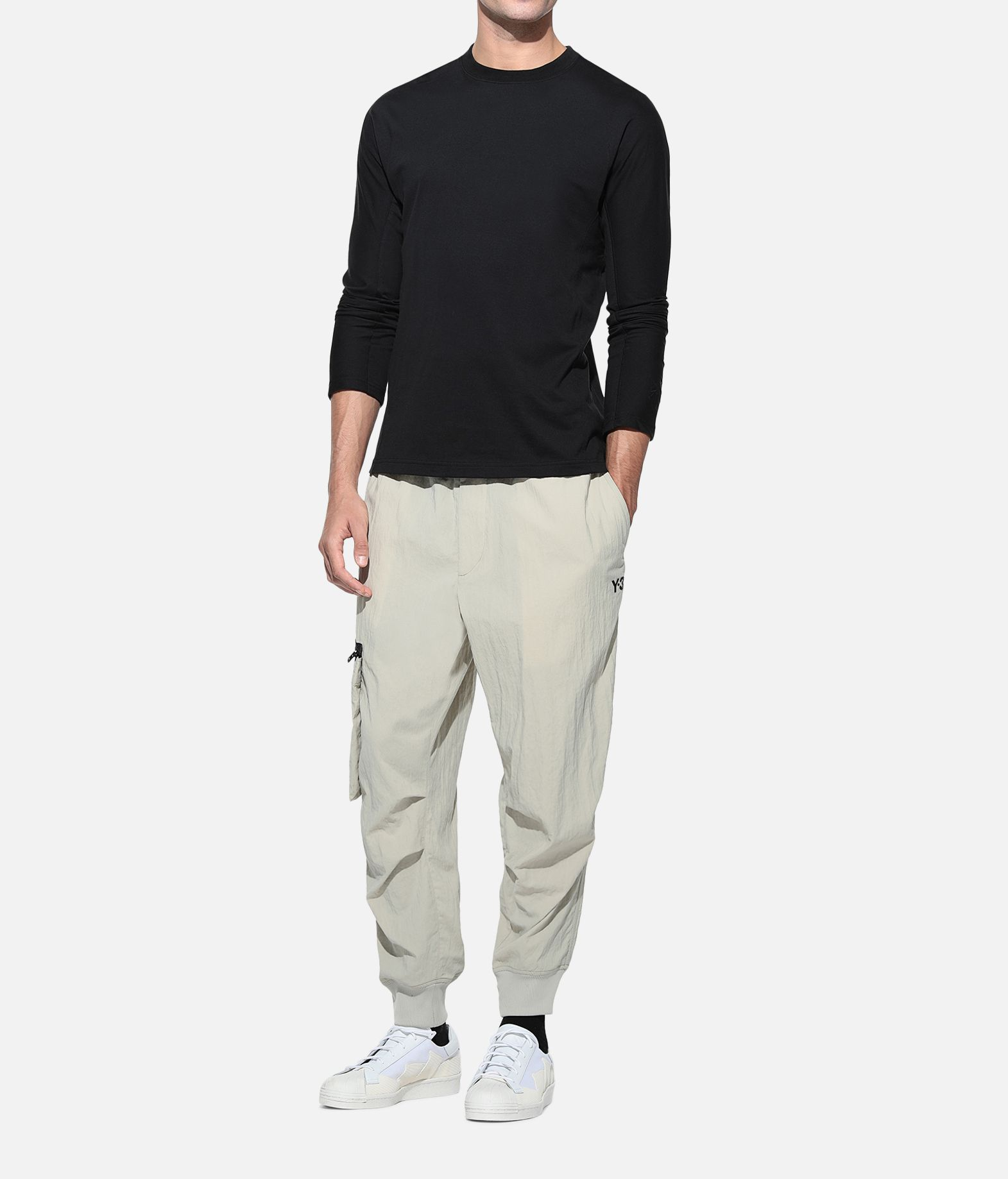 Y-3 Y-3 Cargo Pants Casual trouser Man a
