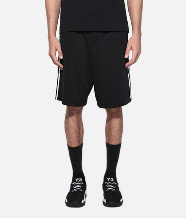 Y-3 Track pant Homme Y-3 3-Stripes Track Shorts r