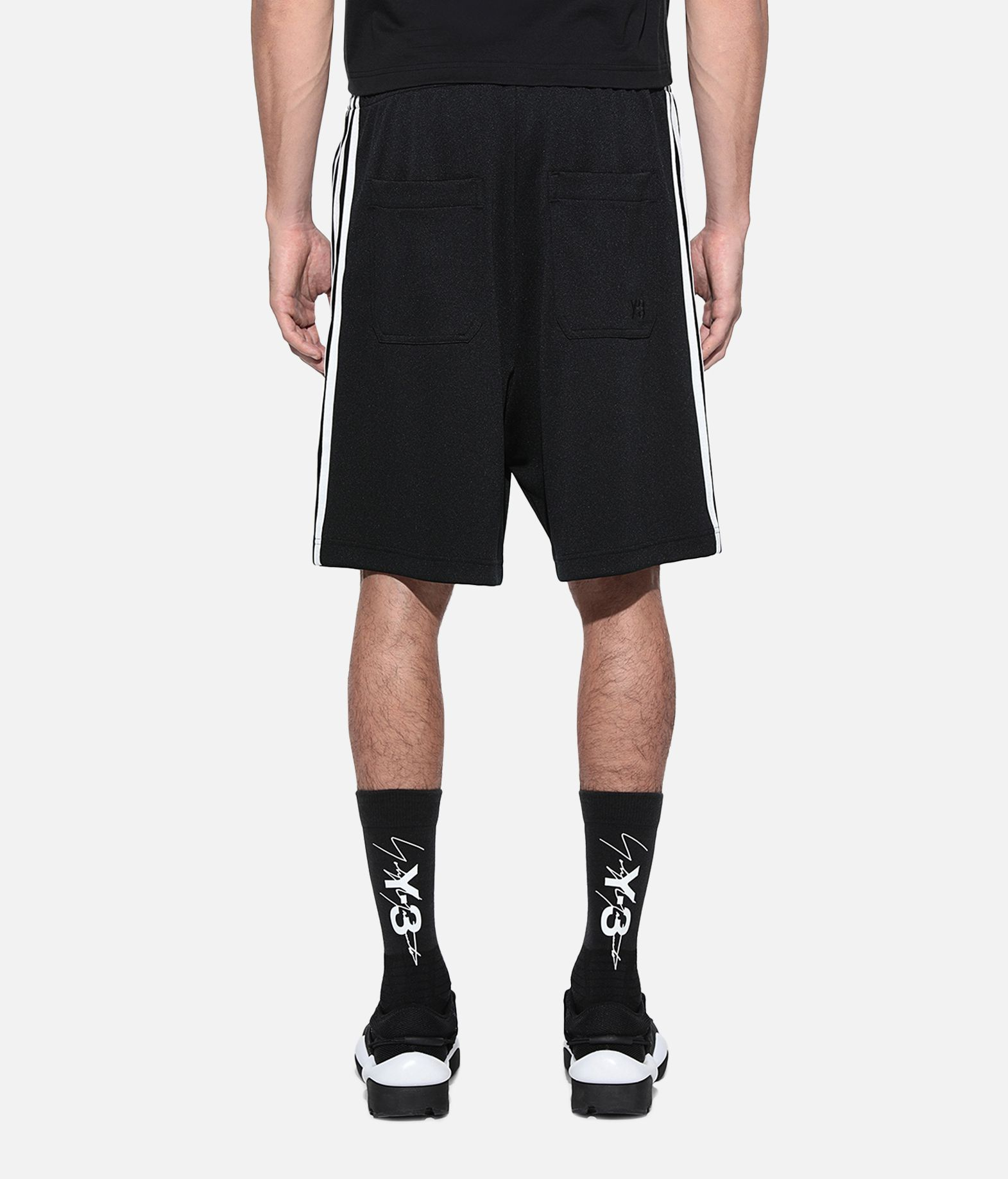 Y-3 Y-3 3-Stripes Track Shorts Track pant Man d