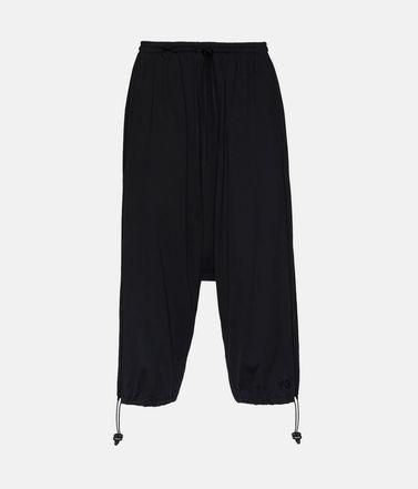Y-3 Drawstring 3/4 Pants