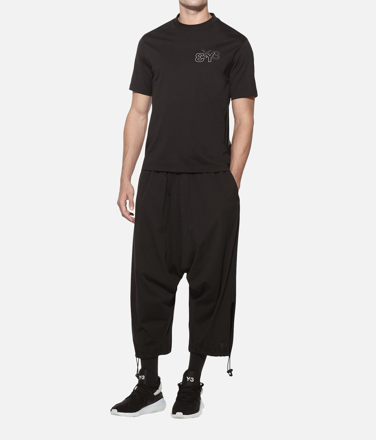 Y-3 Y-3 Drawstring 3/4 Pants Cropped pant Man a