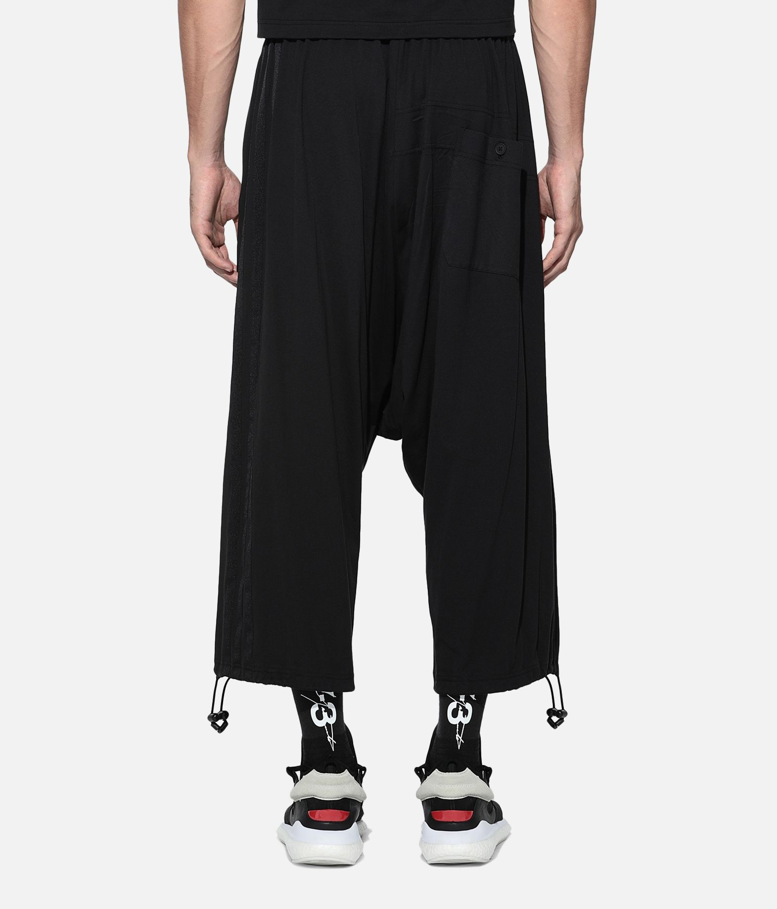 Y-3 Y-3 Drawstring 3/4 Pants Cropped pant Man d