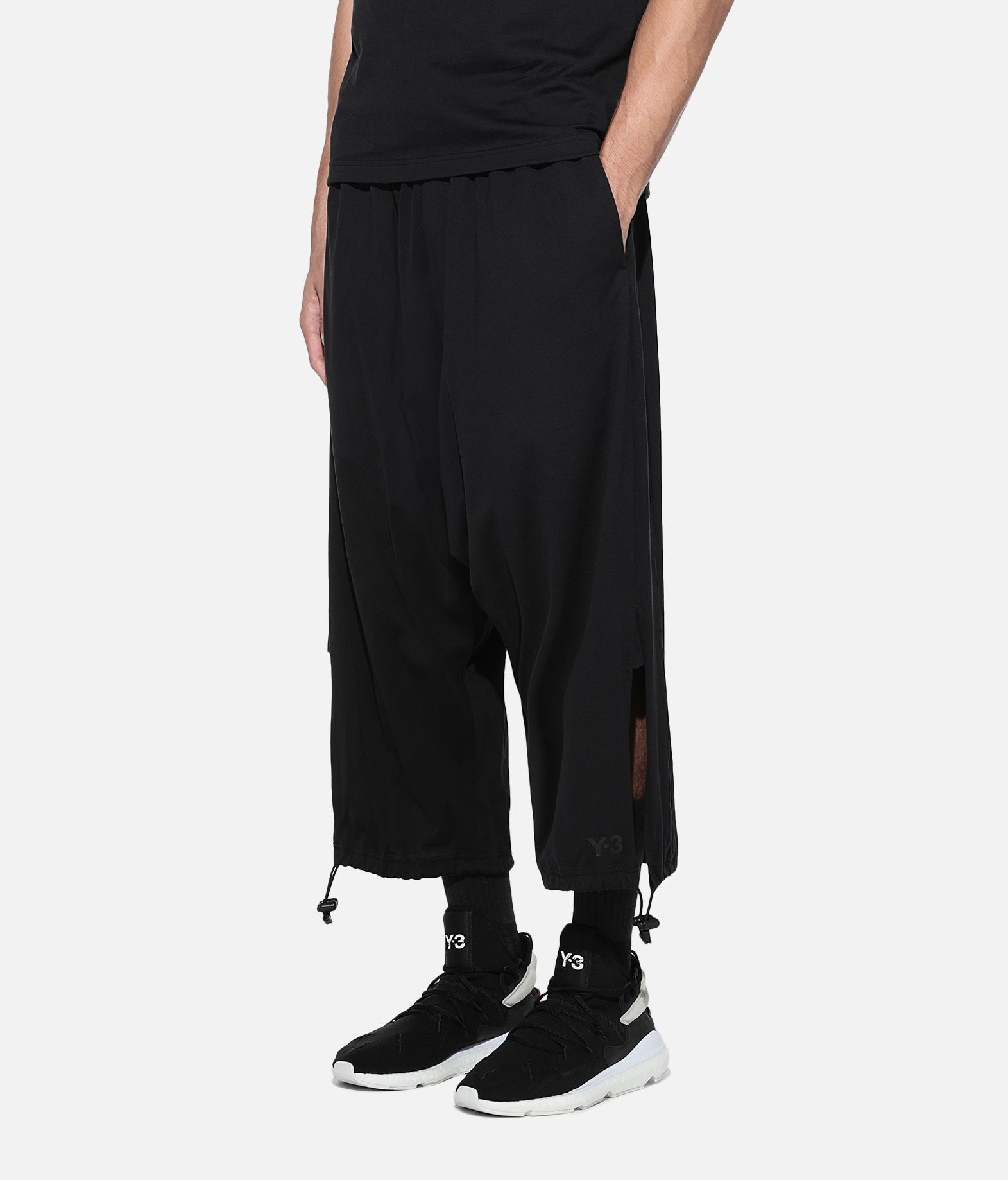 Y-3 Y-3 Drawstring 3/4 Pants Cropped pant Man e